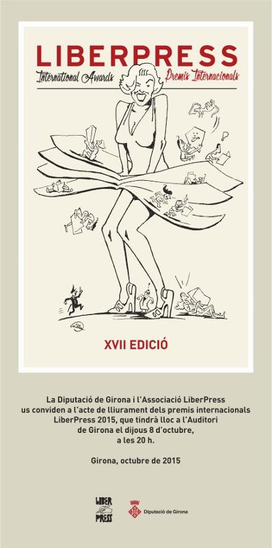 Premio Liber Press 2015